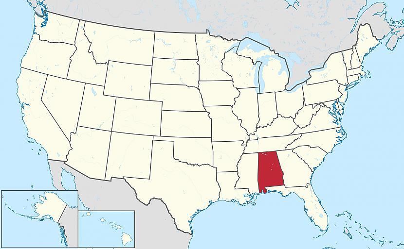 Alabama bija pirmais Amerikas... Autors: super kaste Ziemassvētku fakti