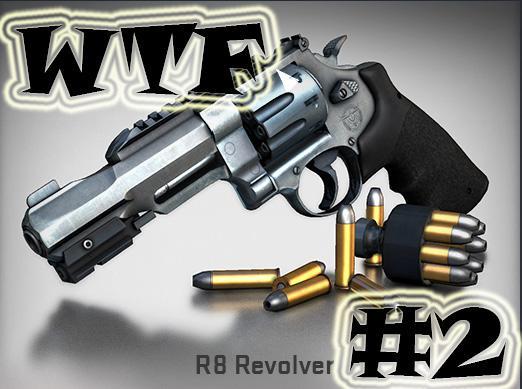 Autors: Fosilija CS:GO #2 Revolver