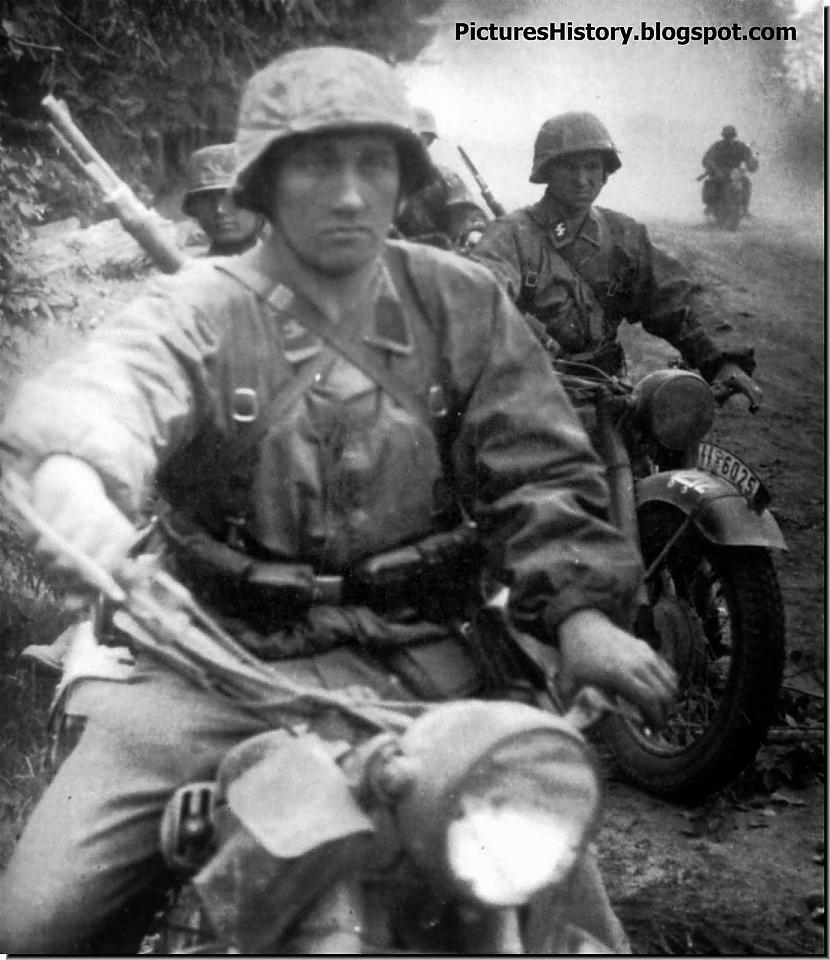 Norvēģu Waffen SS Viking... Autors: DamnRiga Retas vēsturiskas fotogrāfijas. Pirmā daļa.