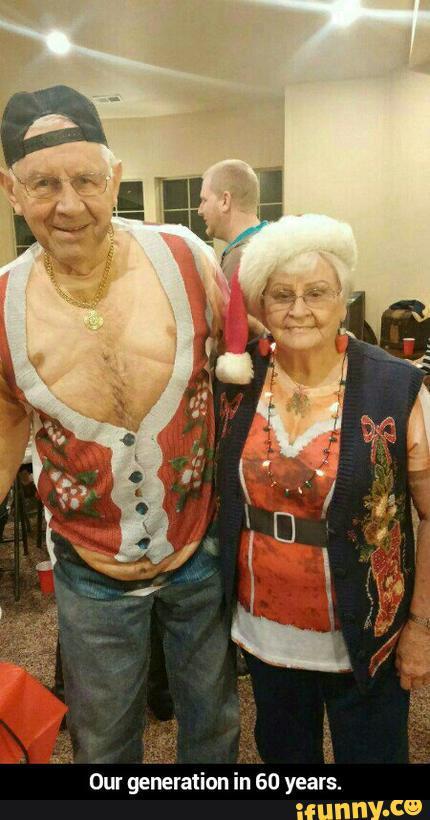 Autors: selfishmartha Kas teicis, ka veci cilvēki nav stilīgi?