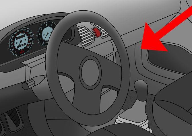 Mūsdienās automascaronīnu... Autors: Fosilija Kā iedarbināt automašīnu bez atslēgām?
