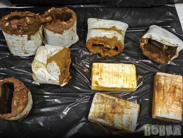 7 kokaīns sasaldētā... Autors: rihcaa Narkotiku kontrabandas neveiksmīgie mēģinājumi.