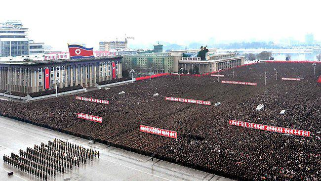 5 Eksperimenti uz cilvēkiem... Autors: WhatDoesTheFoxSay Patiesība par Ziemeļkoreju ?