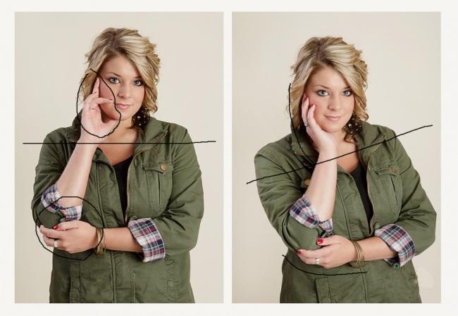 Pievērs uzmanību rokāmja... Autors: rihcaa Neesi fotogēnisks? Lūk daži padomi kā izskatīties labāk,bildējoties !