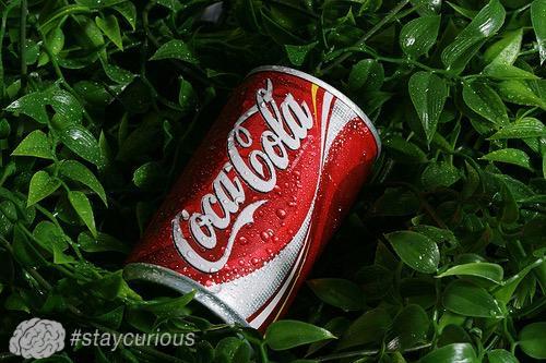 Kokakolas galvenās sastāvdaļas... Autors: Fosilija Coca-cola