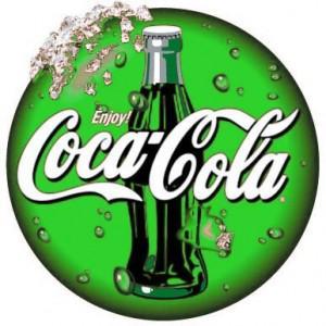 nbspCocaCola sākumā bija zaļa... Autors: Fosilija Coca-cola