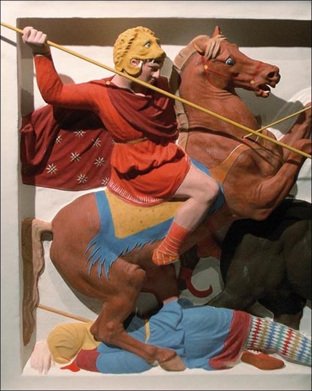 Sengrieķu statujas reiz bija... Autors: kaķūns 7 lietas par kuru vēsturi mums nav zināms viss