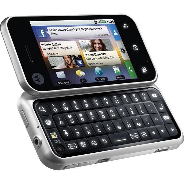 Motorola BackflipDzīvo 2010... Autors: Fosilija SLIKTĀKIE viedtālruņi pasaulē 2