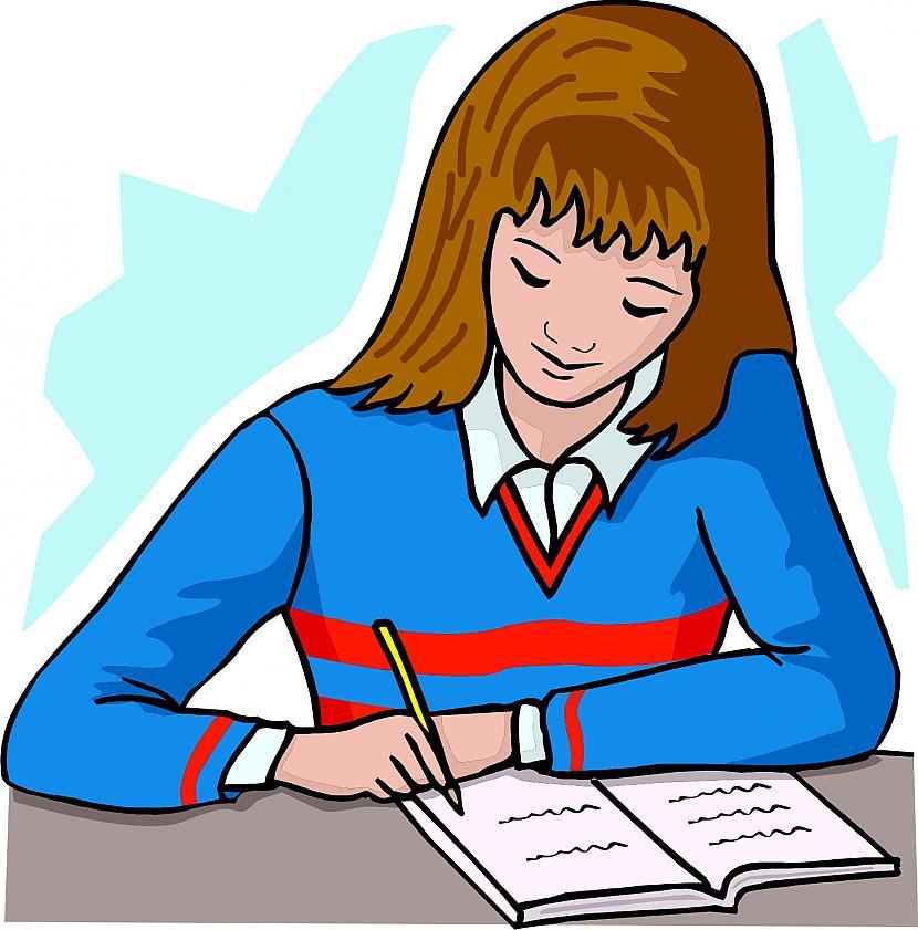 Vienmēr pildi mājasdarbus pie... Autors: Fosilija Atvieglo savas mācības
