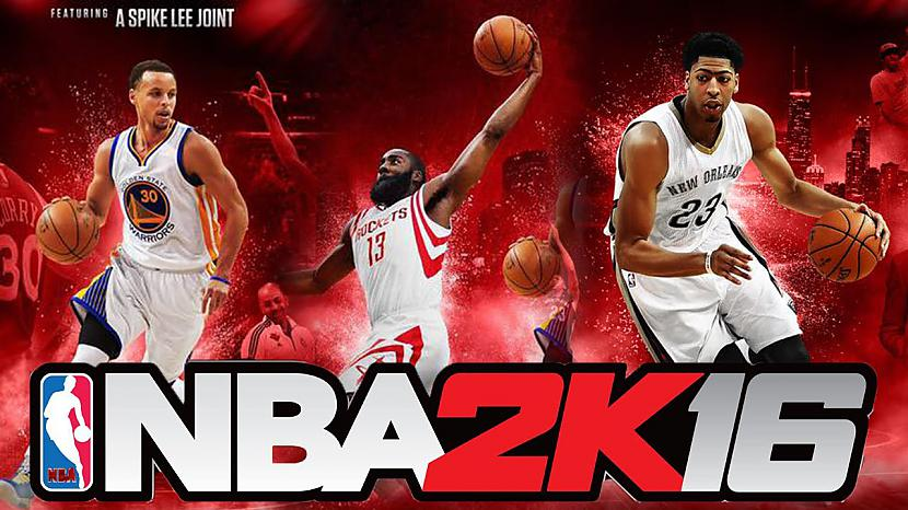 NBA 2k16Tas pats kas NBA 2k15... Autors: Fosilija Populārākās spēles 21.gadsimta jauniešu vidū #2