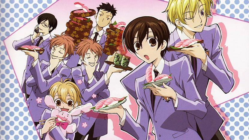 ouran highschool host... Autors: pichu200 Mans top 20 anime