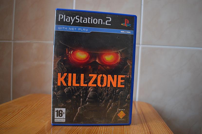 Killzone Autors: Hank Moody Mana spēļu kolekcija! PS2