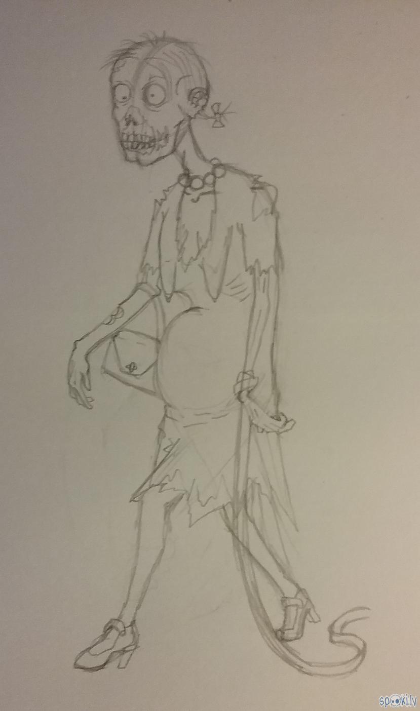 Autors: OnePunch Zīmējums spokam: ----> rakstiņš01!
