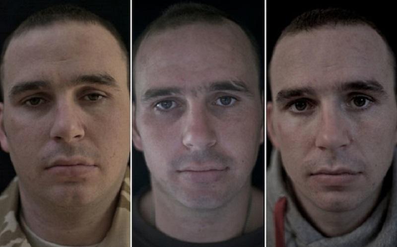 Autors: matilde 12 karavīri tika nofotografēti pirms misijas, misijas laikā un pēc tās!