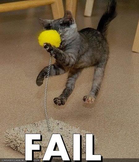 Autors: Fosilija Kaķu izgāšanās! :-)