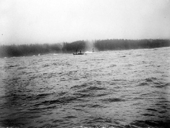 Kādā saulainā dienānbsp1906... Autors: Kapteinis Cerība Spoku kuģis SS Valencia