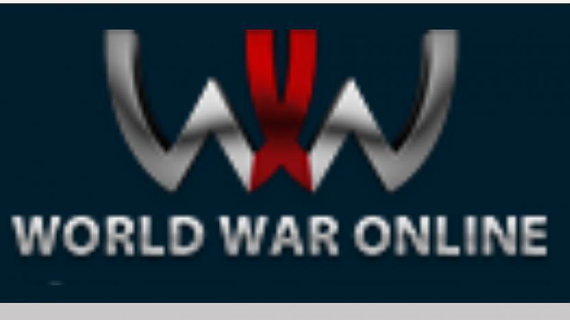 Spēles logo Autors: Anonīms6 Spēle World War Online