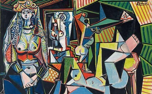 Apmēram 150 Pikaso darbi ir... Autors: korvete Nauda un vērtības - (papildināts)