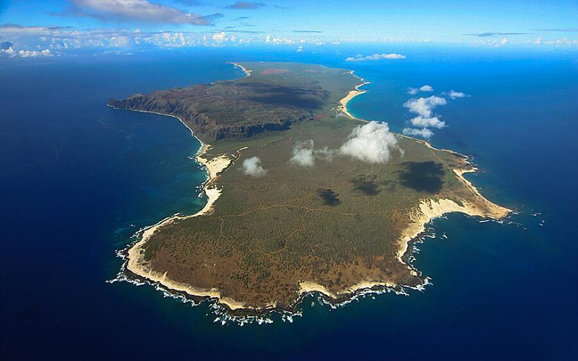 Niihau islandHavaju salas ir... Autors: Agresīvais hakeris 7 apsargātākās vietas pasaulē! 2