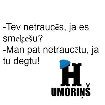 Autors: Fosilija Humoriņš.