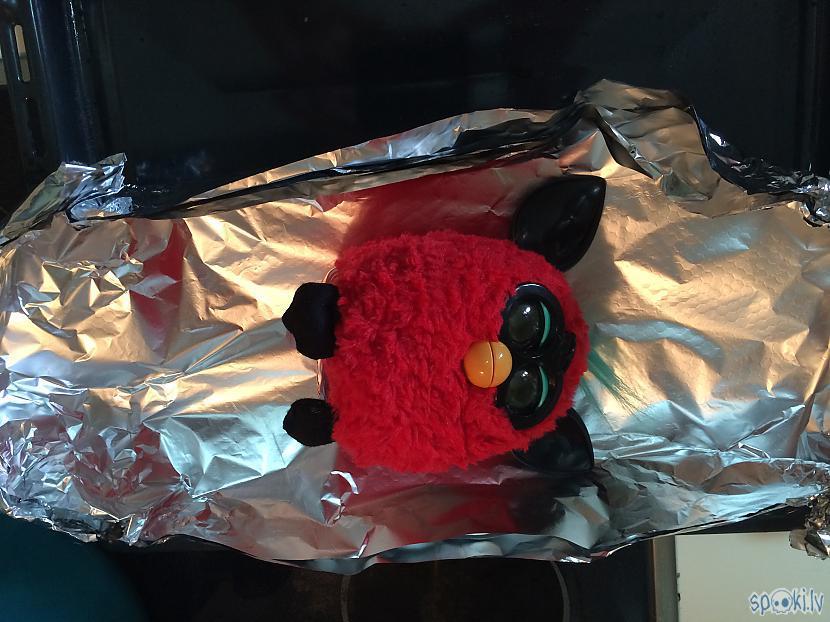 No follija uztaisam gultiņu... Autors: PrincesaChicle Ribas kolā un cūkrāceņi sālī.