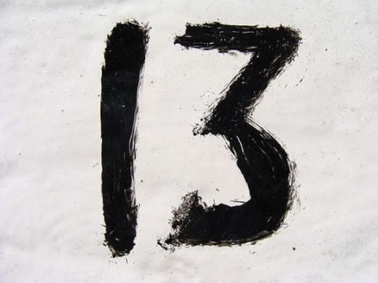 Tāpēc beigsim baidīties no... Autors: SvētaisNipel Taisnība par skaitli 13