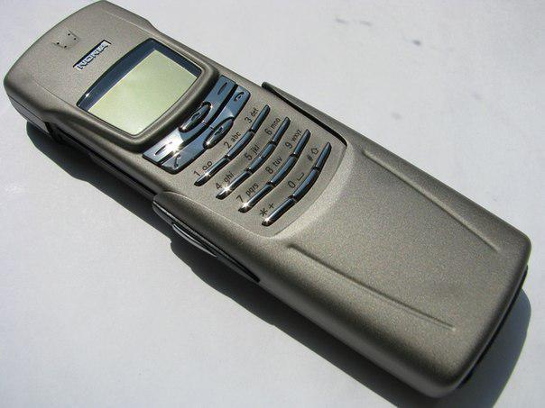 Nokia 8910i TitaniumIemesls... Autors: LGPZLV Dārgāko telefonu tops