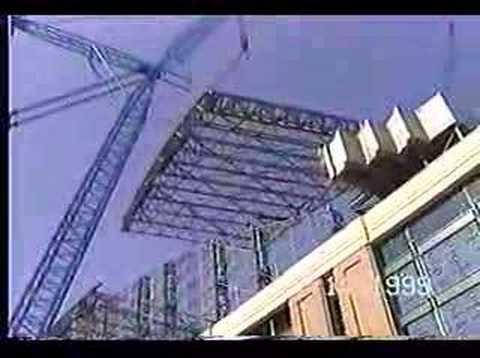 Lielā Zilā ceļamkrāna... Autors: Testu vecis Nāves, kas iemūžinātas video (3)