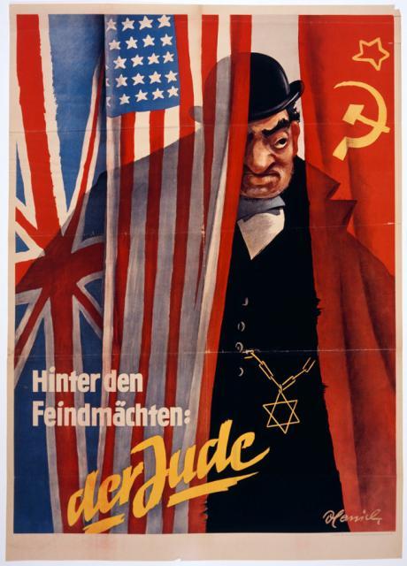 Autors: Fosilija Nacistiskās Vācijas propaganda.