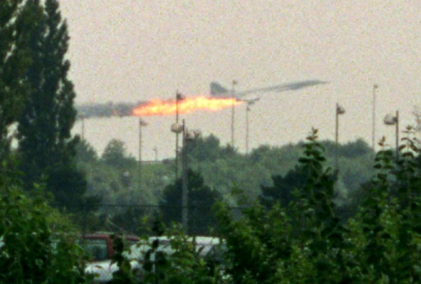 Lidmascaronīnas Concorde... Autors: Testu vecis Mazāk redzēti foto, kas šokēja pasauli