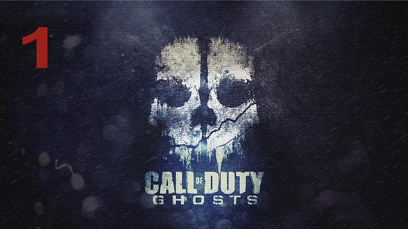 Autors: SilverGun Games Call of Duty:Ghosts - Mission 1 - Ghost Stories