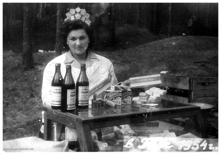 Alkohola un cigarescaronu... Autors: Fosilija 20 lietas, kuras kādreiz bijušas Rīgā