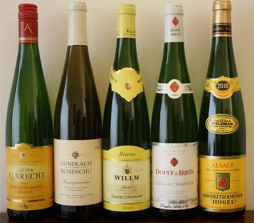 GewurztraminerGewurztraminer... Autors: chupachabra Top 5 iecienītākie vīni pasaulē