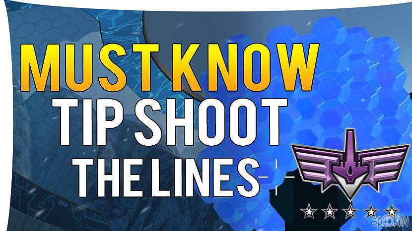 Autors: Fosilija Robocraft - MUST KNOW TIPS - Shoot The Lines