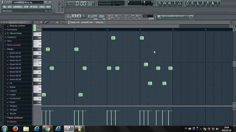 melodija Autors: Ellusio Everything After (Jauna dziesma)