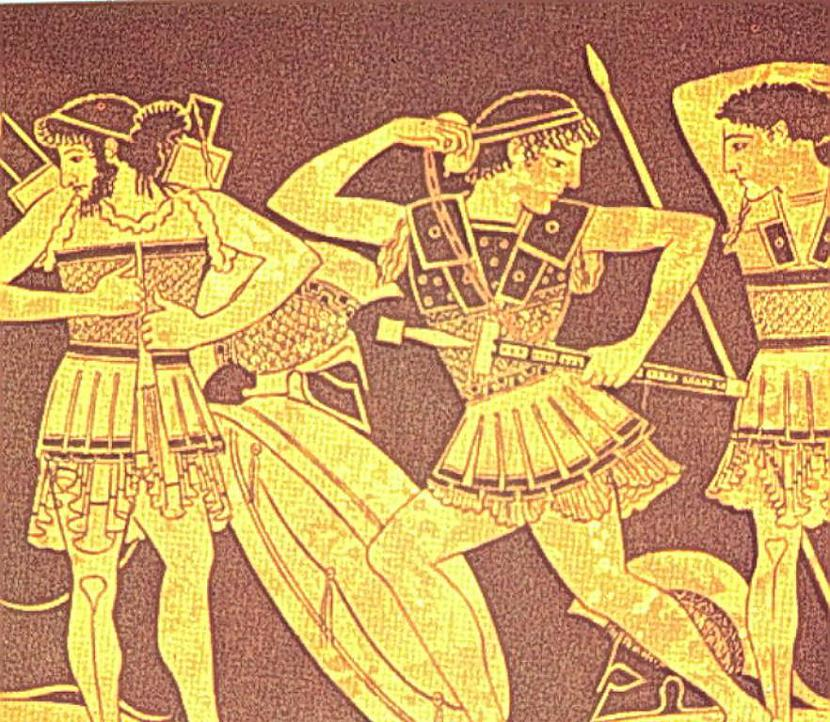 Lielākā daļa grieķu nēsāja... Autors: The Diāna Kripatiņa vēstures