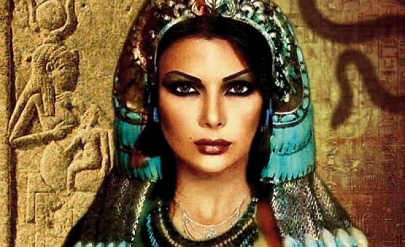 Viņa ir atbildīga par trīs... Autors: The Diāna Kleopatra - 10 fakti