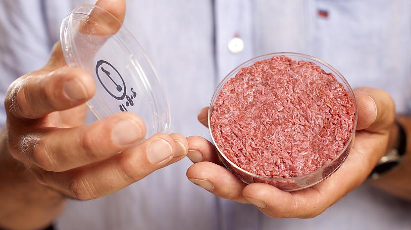 Labratorijas audzēta gaļa Skan... Autors: FoxRio 5 iemesli, kāpēc vegānisms pazudīs.