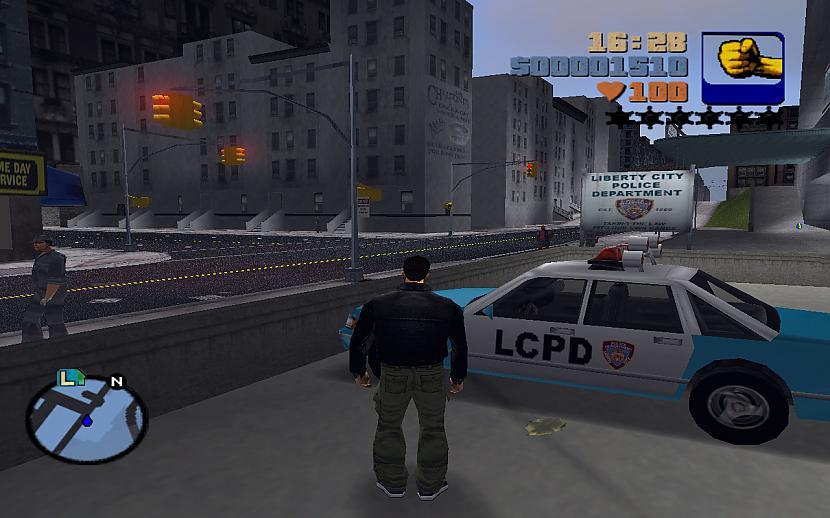 7 Datorspēle GTA nav īstajā... Autors: Planter Mind blowing facts #četri