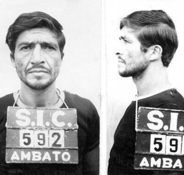 Sērijveida slepkava Pedro... Autors: theFOUR Vēsture bildēs - 2. daļa.