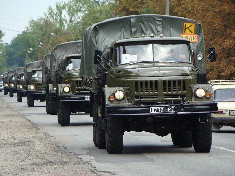 ZIL131 Tehniskie... Autors: xDrive_Unlimited Kravas automašīna ZIL-131