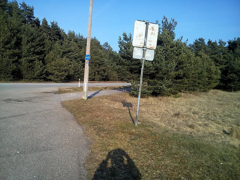 Pie pašas Ventspils robežas Autors: Olympic Trips Ventspils - Rinda - Ventspils