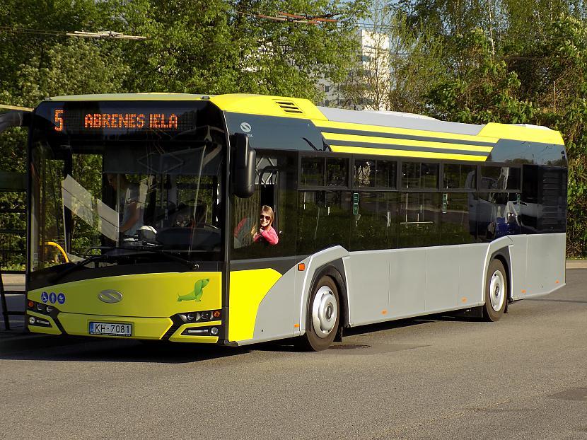 Scaronāds... Autors: xDrive_Unlimited Ceturtās paaudzes Solaris Urbino 12