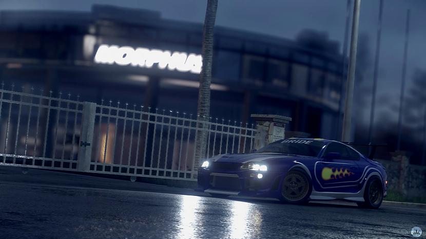 Autors: CEE CHANNEL NFS 2015 - Vic's Toyota Supra (Cinematic / Speed Art / Customization / PC)