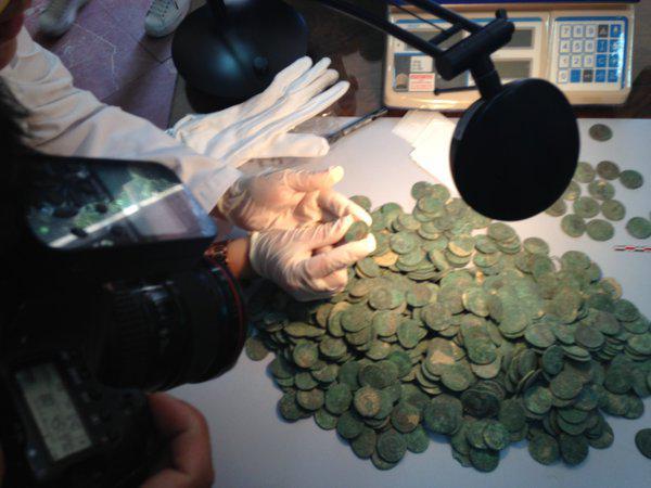 Tiklīdz pētnieki būs... Autors: rukšukskrienam Celtnieki netīšām atrada šādus podus pazemē
