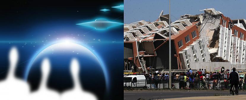 Vairāki NLO un humanoīdu... Autors: Plane Crash central Savādi fenomeni pirms un pēc traģiskām katastrofām