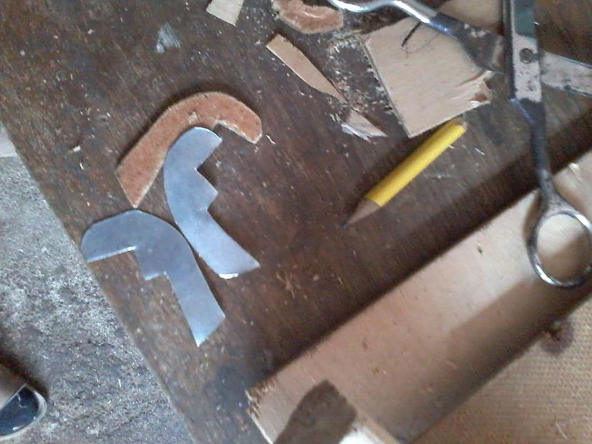 To Pascaronu izdarīju ar... Autors: Dainixx3 Kā uztaisīt arbaletu
