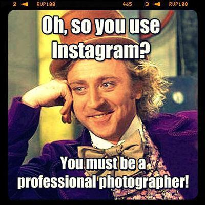 Wow tu lieto instagramTev... Autors: Sarius Miris Džīns Vailders