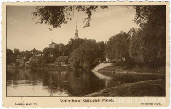 Senāk Valmiera saukta... Autors: pepija777 Interesanti fakti par Valmieru.