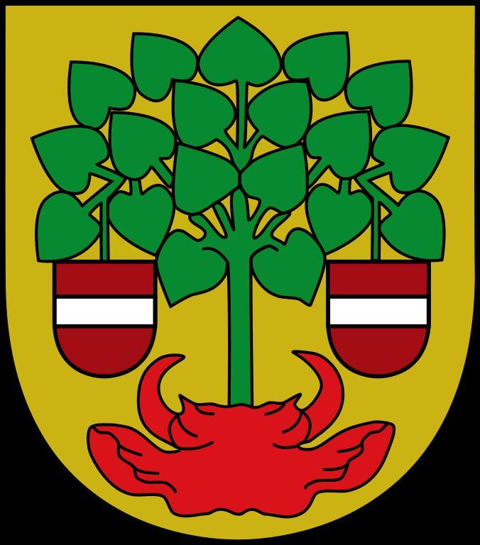Valmieras ģerbonī vērscarona... Autors: pepija777 Interesanti fakti par Valmieru.